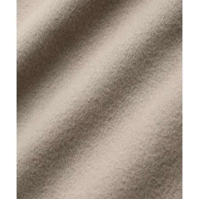 Adam et Rope'(アダムエロぺ)のアダムエロペ  無双ビッグラペルコート レディースのジャケット/アウター(ロングコート)の商品写真