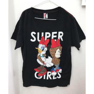 エックスガール(X-girl)のX-girlTシャツ(Tシャツ(半袖/袖なし))