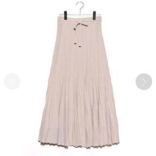 Mila Owen - ニットスカート