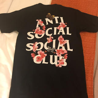 Supreme - ANTI SOCIAL SOCIAL CLUB Tシャツ S