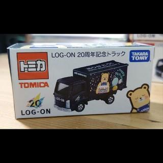 トミカ Log-on 20周年記念トラック 香港限定