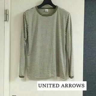 ユナイテッドアローズ(UNITED ARROWS)のユナイテッドアローズ 長袖シャツ 【サイズ】M(Tシャツ/カットソー(七分/長袖))