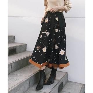 Ameri VINTAGE - アメリヴィンテージ 花柄スカート