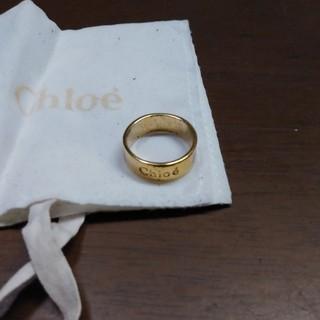 クロエ(Chloe)の最終お値引き Chloe リング(リング(指輪))