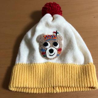 mikihouse - ミキハウスニット帽子