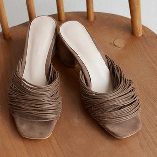 TODAYFUL - RANDEBOO Branch sandal