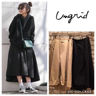 Ungrid - Ungrid*ボリュームフレアスカート