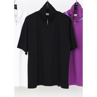 JOHN LAWRENCE SULLIVAN - littlebig ハイネックジップtシャツ サイズs