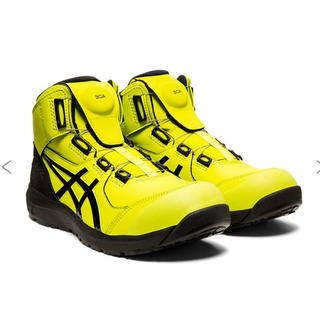 アシックス(asics)のアシックス ウィンジョブ CP304 BOA  安全靴 限定(その他)