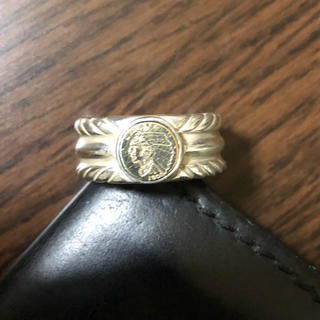 マライカ(MALAIKA)のインディアンメダルリング(リング(指輪))