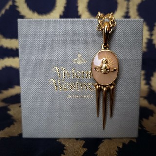 Vivienne Westwood - [廃盤希少]アイシクルオーブペンダント