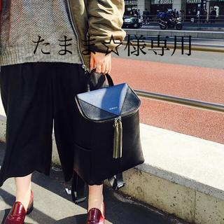 キラリー(KIRALY)の新品☆キラリー  牛革リュック 定価37800(リュック/バックパック)