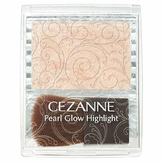 セザンヌケショウヒン(CEZANNE(セザンヌ化粧品))のセザンヌ パールグロウハイライト01 シャンパンベージュ(フェイスカラー)