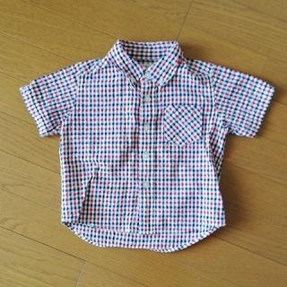シップス(SHIPS)のSHIPS✴️半袖カットソー90サイズ(Tシャツ/カットソー)
