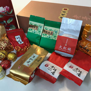 中国茶9種14包