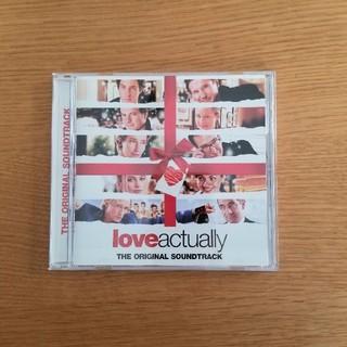 「ラブアクチュアリー」CD オリジナル・サウンドトラック(映画音楽)