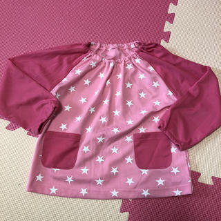 園服 スモック 女の子 幼稚園服 保育園服  100(その他)