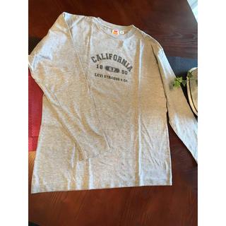 リーバイス(Levi's)の美品‼︎  リーバイス  メンズロングTシャツ(Tシャツ/カットソー(七分/長袖))