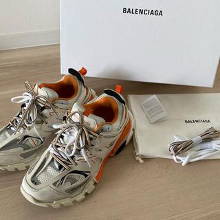バレンシアガ(Balenciaga)のBalenciaga Track  バレンシアガ トラック ホワイト 41サイズ(スニーカー)