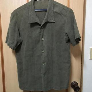 半袖 シャツ(シャツ/ブラウス(半袖/袖なし))