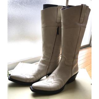 ジャンニバルバート(GINNNI BARBATO)のgianni barbato ロングブーツ(ブーツ)