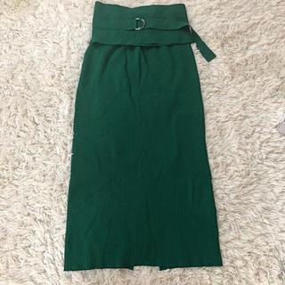 ノーブル(Noble)のNOBLE スカート(ロングスカート)