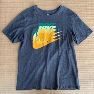 NIKE - ナイキ グレーTシャツ