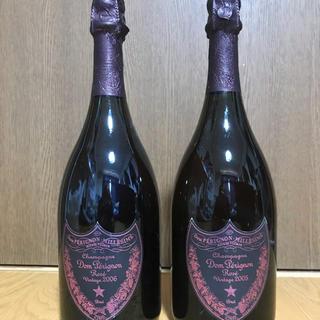 ドンペリニヨン(Dom Pérignon)のドンペリ ロゼ 2本セット(シャンパン/スパークリングワイン)
