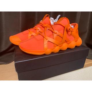 ワイスリー(Y-3)のy-3 スニーカー オレンジ 28 アディダス adidas(スニーカー)