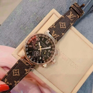 LOUIS VUITTON - 美品 ルイヴィトン 腕時計