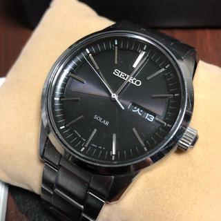 セイコー(SEIKO)のSEIKO ソーラー(腕時計(アナログ))