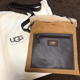 アグ(UGG)のUGG  Ultra Pocket Messenger(ショルダーバッグ)(ショルダーバッグ)