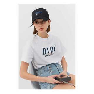 韓国 オルチャン OlOl Tシャツ ホワイト M 韓流ファッション(Tシャツ(半袖/袖なし))
