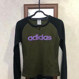 アディダス(adidas)のアディダス  長袖ティシャツS(Tシャツ(長袖/七分))