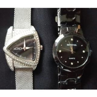 2本組メンズ腕時計