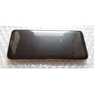 SAMSUNG - 美品 docomo Galaxy S8 SC-02J 灰色 SIMロック解除済み