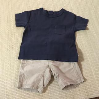 ブリーズ(BREEZE)のブリーズセット Tシャツ 短パン(Tシャツ/カットソー)