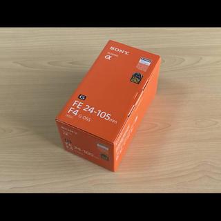SONY - 保証残ありSONY FE 24-105mm f4 G OSS SEL24105