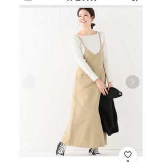 シンプリシテェ(Simplicite)のシンプリシティエ ♡ジャンパースカート(ロングワンピース/マキシワンピース)