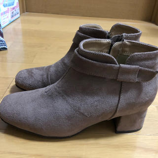 Marie Claire - Maire Claire bisショートブーツ M/23-24cm