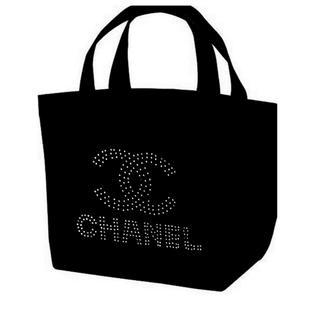 CHANEL - CHANEL ストーン ノベルティー新品トートバッグ