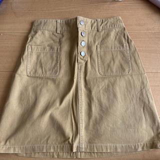 レトロガール(RETRO GIRL)のRETORO GIRL スカート(ミニスカート)