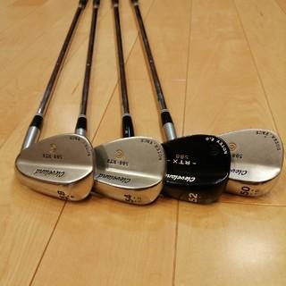 クリーブランドゴルフ(Cleveland Golf)の588 RTX(クラブ)