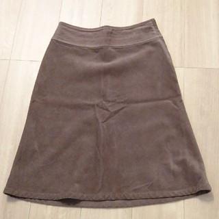 オリーブデオリーブ(OLIVEdesOLIVE)のAラインスカート オリーブ・デ・オリーブ M(ひざ丈スカート)