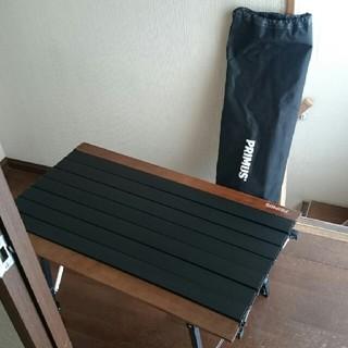 プリムス(PRIMUS)の専用 PRIMUS アジャスターテーブル 1度使用 極美品(テーブル/チェア)