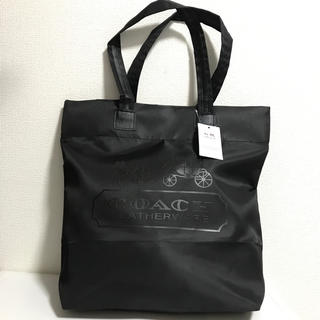 COACH - 新品未使用のコーチのナイロントートバッグ