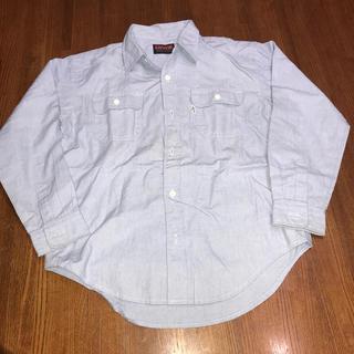 リーバイス(Levi's)のリーバイス  立体デニムシャツ 140(Tシャツ/カットソー)