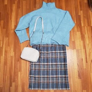 韓国 ニット セーター タートル(ニット/セーター)