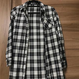 ギャルスター(GALSTAR)のロングシャツ チェック(シャツ/ブラウス(長袖/七分))
