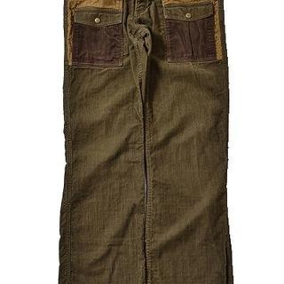 コロンビア(Columbia)の◆Columbia◆size34 crayzy coudyroy pants(ワークパンツ/カーゴパンツ)